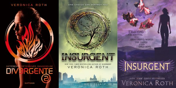 REVIEW - DIVERGENTE T.2 INSURGENT de VERONICA ROTH