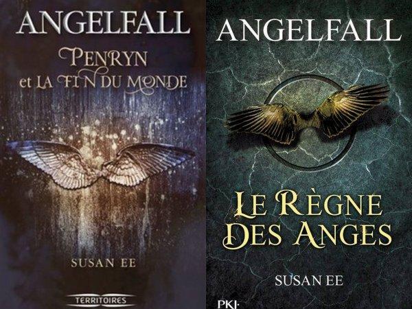 PRESENTATION - SAGA ANGELFALL de Susan Ee