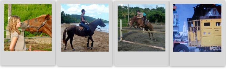 Départ en Guadeloupe