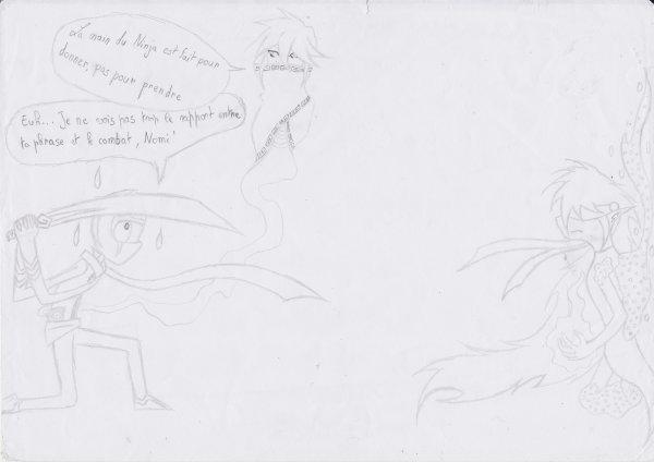 Chapitre 30 partie 6 : l'ombre de Vino, la possession de cette dernière...