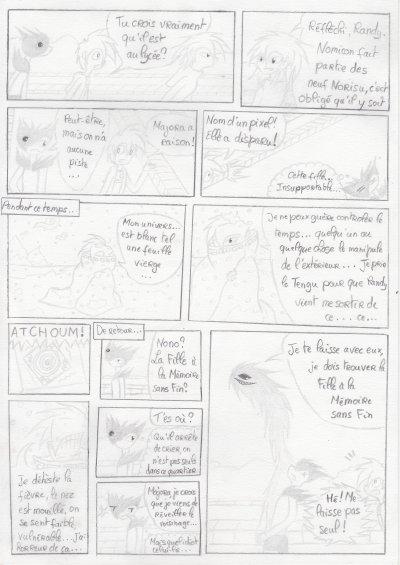 Chapitre 35 partie 2 : ... pagaille...
