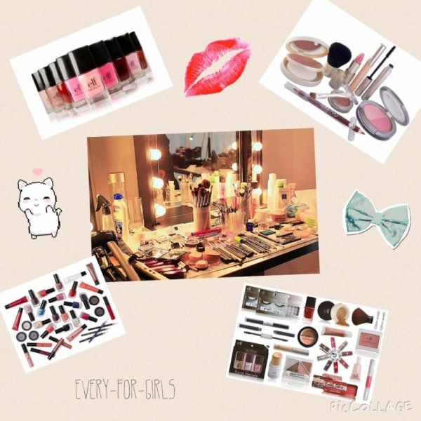 Maquillage/coloris pour les tenues