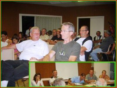 Assemblée générale - le 3 septembre 2010