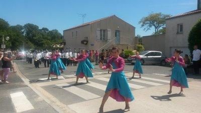 Fête des Battages à Saint-André-Treize-Voies (85) le 2 août 2015