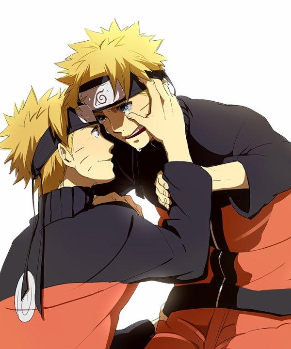 Naruto et Naruto ?