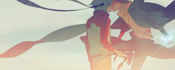 Naruto x Sasuke.