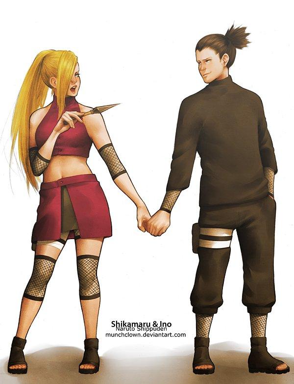 Ino et Shikamaru