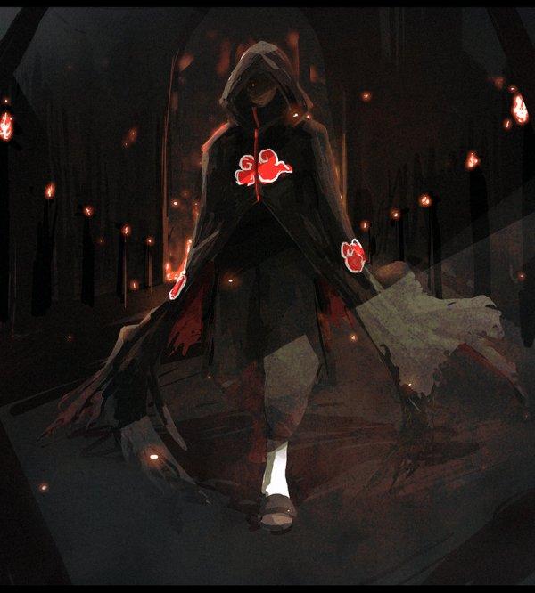 Madara ou Sasuke ou peut-être Itachi ?