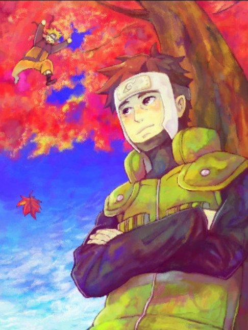 Naruto et Yamato