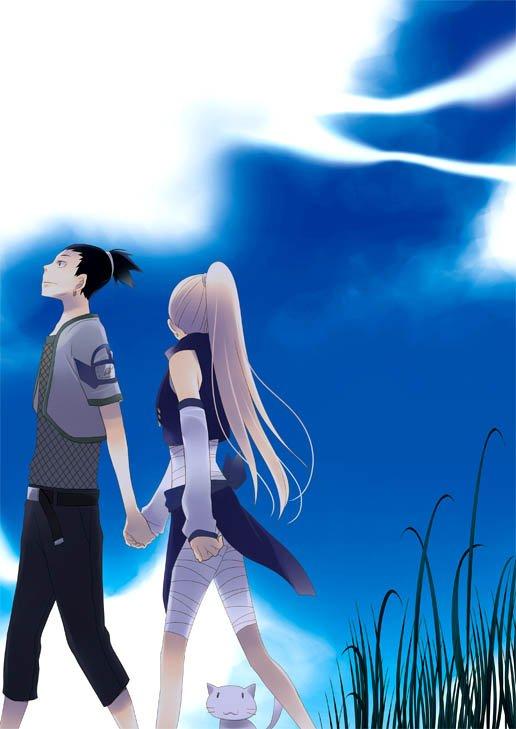 Shikamaru x Ino . ♥