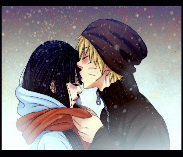 Hinata x Naruto.