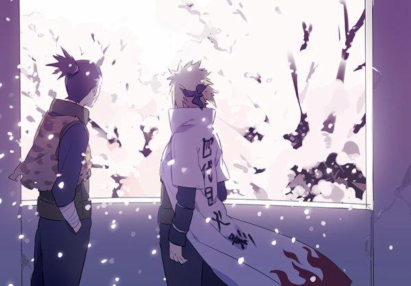 Shikaku et Minato.