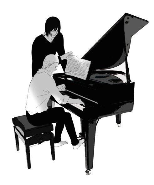 Kakuzu et Hidan.