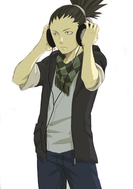 Shikamaru.