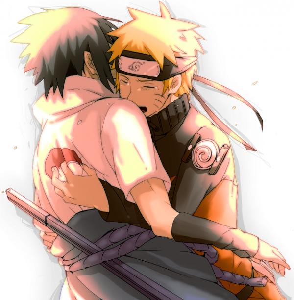 Sasuke et Naruto.