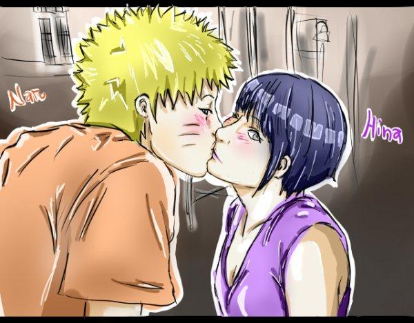 Naruto x Hinata.
