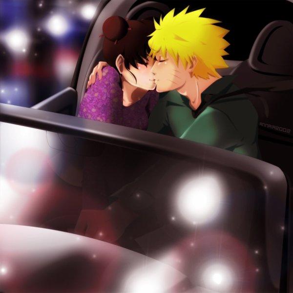 Tenten x Naruto
