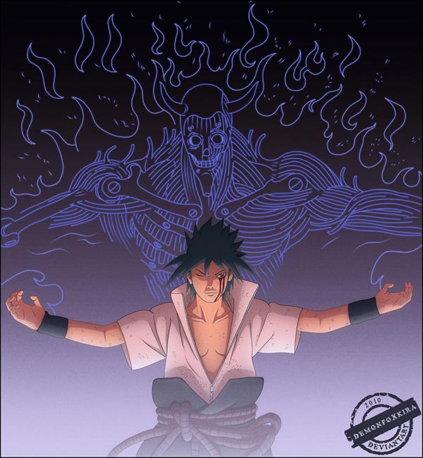 sasuke vs. Raikage