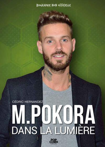 "Livre M Pokora ""M Pokora dans la lumière"" 18/05/16"
