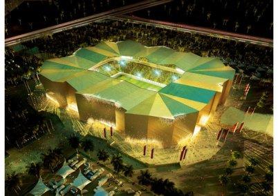 Qatar 2022: les futurs stades du mondial