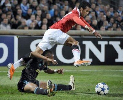 L'om a fait un gros match contre Manchester , la défense était à la hauteur !