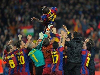 Qualification logique du Barça contre le Réal et superbe esprit de groupe envers Eric Abidal !