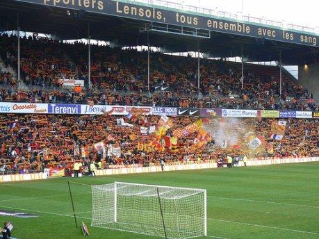 Pour mon pote Kéké en espérant  que Lens remonte en Ligue 1 !
