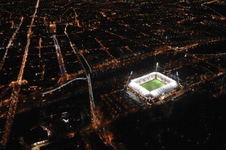 Un grand bravo au stade de Reims pour leur début de saison, 4 victoires en 4 matchs! Enfin des résultats à l'image de leur nouveau stade!