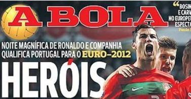 Enfin un énorme match du portugal avec Ronaldo qui sonne la révolte ! BRAVO !!