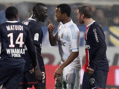 ENFIN un gros match de l'OM . Une leçon à Paris ! 3 -0 ! BRAVO !!
