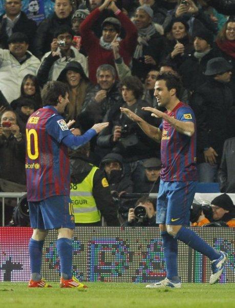 Le patron reste le BARCA !! Victoire 3-1 à Madrid !