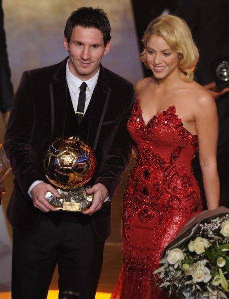 Le barça ,Ballon d'or !!!!!  Messi reste le maitre !