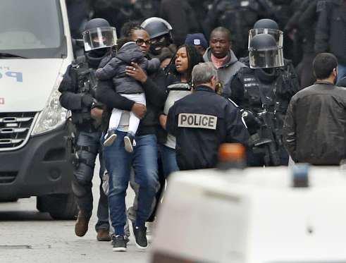 8)CONSEILS EN CAS D'ATTAQUE TERRORISTE : 2ème Partie. 8)