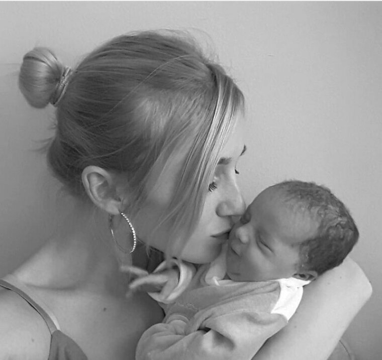 Ma petite soeur est née ❤