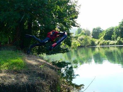 descente de garonne en hydro speed