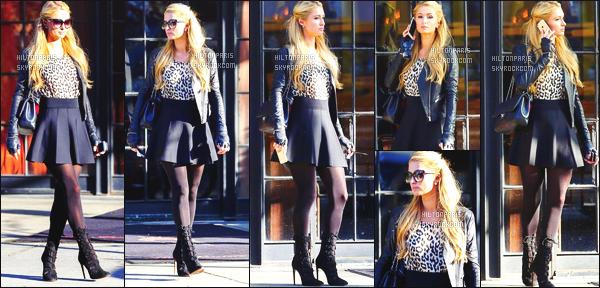 ------- 24/11/14:  Merveilleuse  Paris Hilton   photographiée    dans la journée, vue dans les rues de la ville de Los Angeles.   J'adore vraiment cette tenue simple.  Elle est beaucoup jolie, j'aime beaucoup. Gros top pour la tenue de notre princesse Paris Hilton.  -------