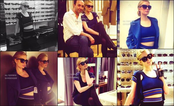 ------- 21/01/15:  La jolie  Paris Hilton  photographiée     avec un ami faisant  du shopping en Italie toute la journée - Milan.   Elle est  belle. Tenue simple et toute réchauffé, j'adore beaucoup cette robe qui doit bien tenir chaud. J'adore les lunettes de soleil aussi. -------