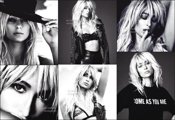 --------   • • Découvrez notre  Paris Hilton en shooting pour le magazine « Interview » - 2015  Je suis vraiment fan de se shooting. Paris est  belle, je suis complètement amoureuse de la couverture du magazine. Et de ses yeux bleue.  --------