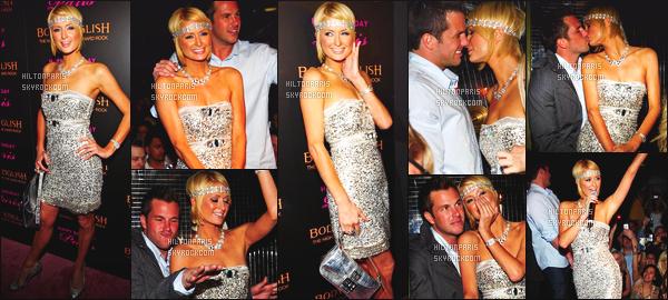 ------- 16/03/09:  Merveilleuse Paris  Hilton  photographiée  donnant sa fête d'anniversaire à « Body English » -  Las Vegas. Miss Paris est sublime dans la tenue tres simple, j'aime beaucoup la forme moulante de la robe, elle est accompagnée de Doug Reinhardt.   -------