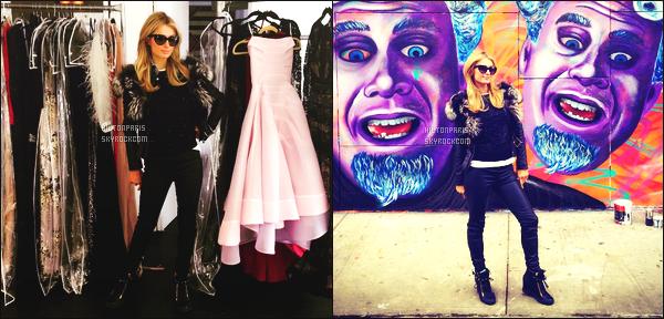 ---------  Découvrez les photos de Paris Hilton sur les réseaux sociaux lors de son séjour à New York.  Vous pouvez la suivre en directe sur son Snapchat ~ RealParisHilton. J'adore les photos de Paris, elle poste met de photos ça fait plaisir.  ---------