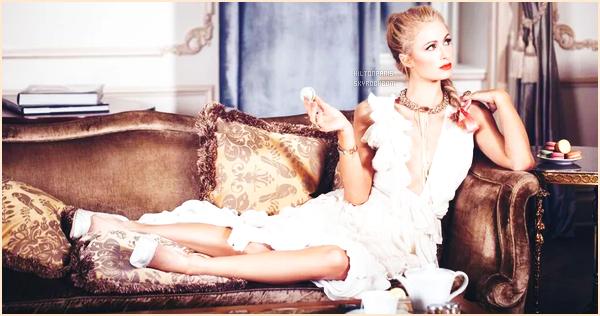 --------   •  Voici  Paris Hilton  en shoot' + interview  pour le magazine «  InStyle  » - Mai 2016.   J'aime tellement toutes les photos, Paris est belle et sublime, j'adore trop les tenues qu'elle porte. Traduction faite ENTIÈREMENT par moi.  --------