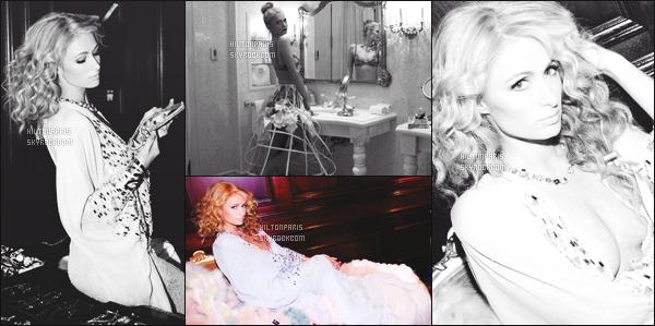 """--------------------------------------  """"""""RESEAUX SOCIAUX"""""""" Découvrez les dernières photos de mlle Paris toujours  actif sur Instagram ou Snapchat. Mai 2016 -   Photos de Paris Hilton, lors du tournage de se shooting pour InStyle. J'adore ses bouclettes et la longue robe qu'elle porte. --------------------------------------"""