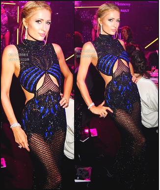 ------- 19/05/16: Notre magnifique  Paris Hilton photographiée  au gala de  AmFar dans la soirée avec Barron  - Cannes. Je suis super amoureuse de la robe blanche et de ses talons ( Charlotte Olympia ). Elle a changé de robe j'aime beaucoup cette robe.  -------