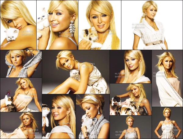 --------   • • Voici  Paris Hilton en shooting pour le magazine «Seventeen Magazine » - 2006  Paris Hilton est top dans se shoot, j'aime trop se shoot elle est tellement magnifique. Gros top.  J'adore beaucoup les tenues qu'elle porte.  --------