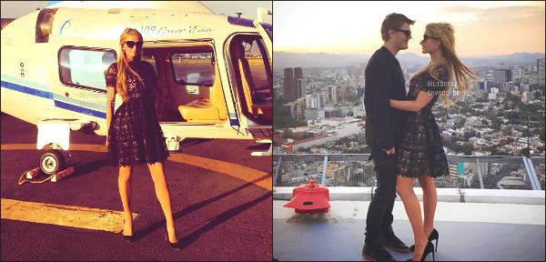 """--------------------------------------  """"""""RESEAUX SOCIAUX"""""""" Découvrez les dernières photos de mlle Paris toujours  actif sur Instagram ou Snapchat. Mars 2017 - Ils sont tellement adorable se couple Paris et Chris, assez frais. Ils ont partagé des photos de leurs petits séjours au Mexique. --------------------------------------"""