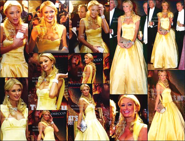 ------- 15/02/07:  Paris  Hilton photographiée  à l'événement Roberto Cavalli dans un opera   dans la soirée -    Los Angeles.  Mlle Paris est  tellement sublime, on dirait une princesse. Cette robe lui va tellement bien j'adore trop, je lui accorde un gros top vraiment.  -------