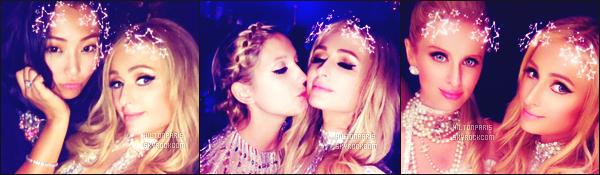 """--------------------------------------  """"""""RESEAUX SOCIAUX"""""""" Découvrez les dernières photos de mlle Paris toujours  actif sur Instagram ou Snapchat. Juillet 2017 -  Des photos de notre princesse Paris Hilton lors de la soirée d'anniversaire d'une amie . Elle est trop magnifique j'adore. --------------------------------------"""
