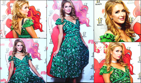 ------- 18/12/17: Notre merveilleuse  Paris Hilton   photographiée  assistant à l'apparition de  « City Awards » -  à Moscou. Tenue belle et classe, Paris est sublime, j'adore la couleur qu'elle porte rarement.  Gros top   pour ses cheveux bouclés  long. Je suis fan.   -------