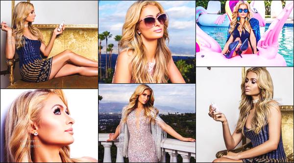 --------       Découvrez la jolie Paris Hilton  pour sa collection  « Paris Hilton Unicorn Mist  ».    C'est sa nouvelle collection de ses produits de beauté. J'aime beaucoup elle s'est inspiré de Licorne. Je suis fan de ses photos simple.   --------