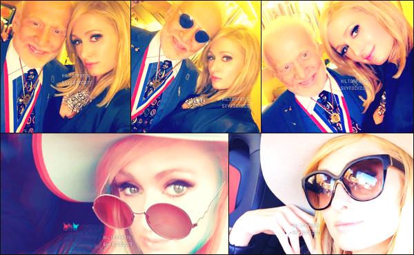 """--------------------------------------  """"""""RESEAUX SOCIAUX"""""""" Découvrez les dernières photos de mlle Paris toujours  actif sur Instagram ou Snapchat.  Janvier 2017 -     Quelques photos de   Paris dans la journée à Beverly Hills. J'aime assez toutes ses photos simple. Elle est magnifique. --------------------------------------"""